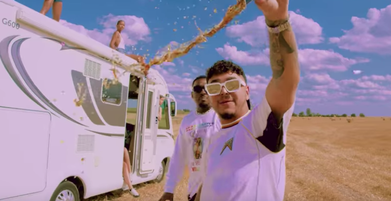 Kalim feat. reezy - wohin du willst (Video) |16BARS
