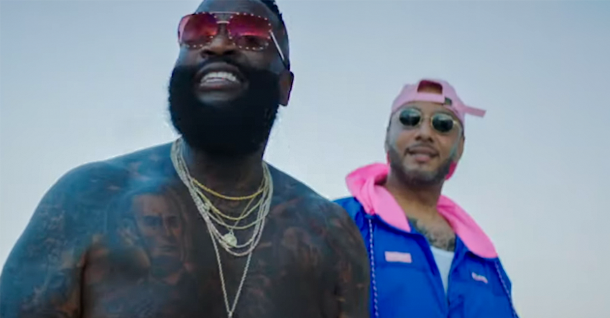 Rick Ross feat. Swizz Beatz - BIG TYME | 16BARS.DE
