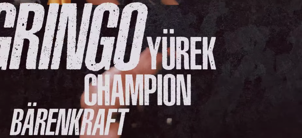 Gringo feat. Kontra K & Gringo - Champions (Video) | 16BARS