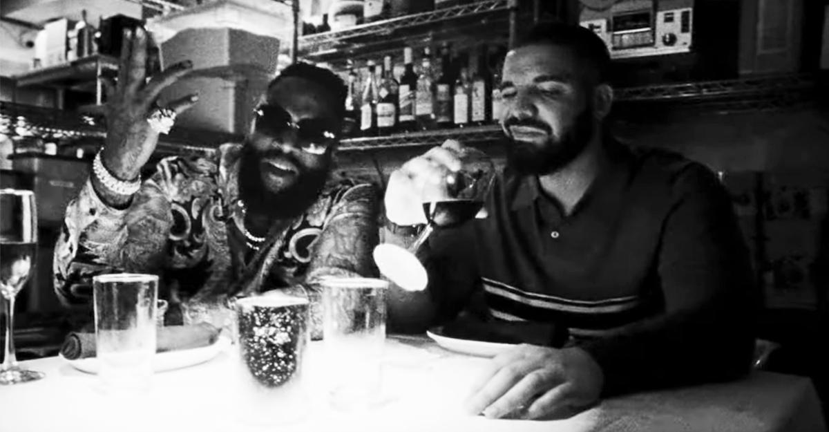 Drake feat. Rick Ross - Money In The Grave | 16BARS.DE