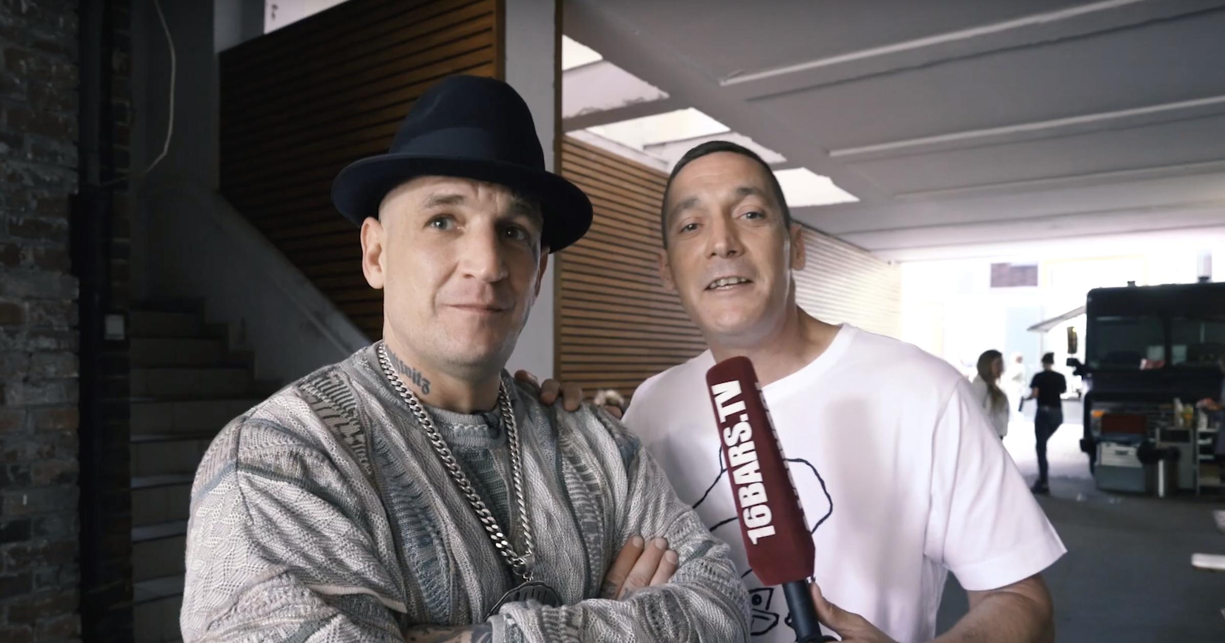 $ick bei Yo! MTV Raps: Olexesh, MC Bogy & Die Atzen | 16BARS