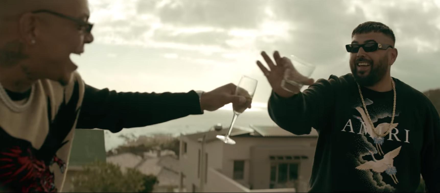 Summer Cem feat. Luciano - Summer Cem (Video) |16BARS