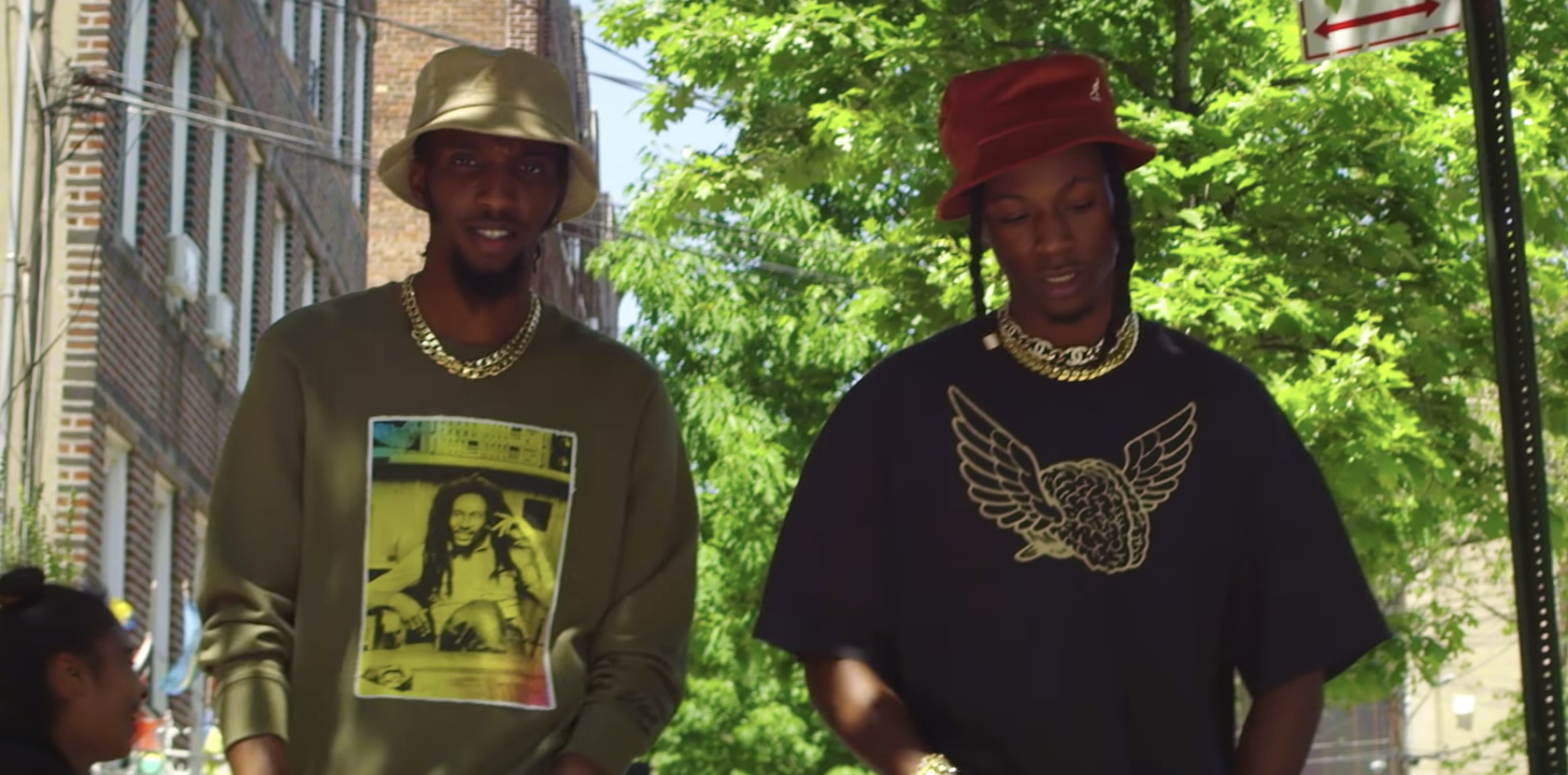CJ Fly feat. Joey Badass - Rudebwoy (Video) | 16BARS