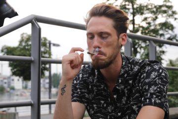 ein joint mit...greeen
