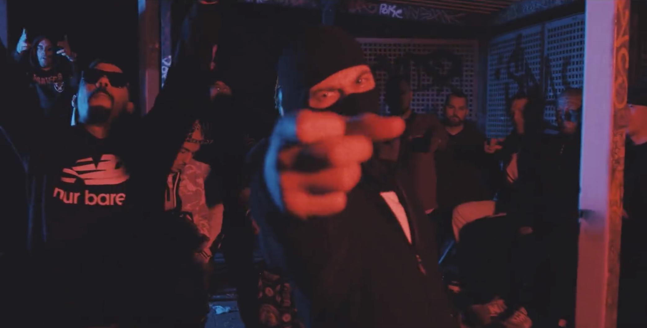 Blokkmonsta & Smoky - Gewaltbereit |16BARS