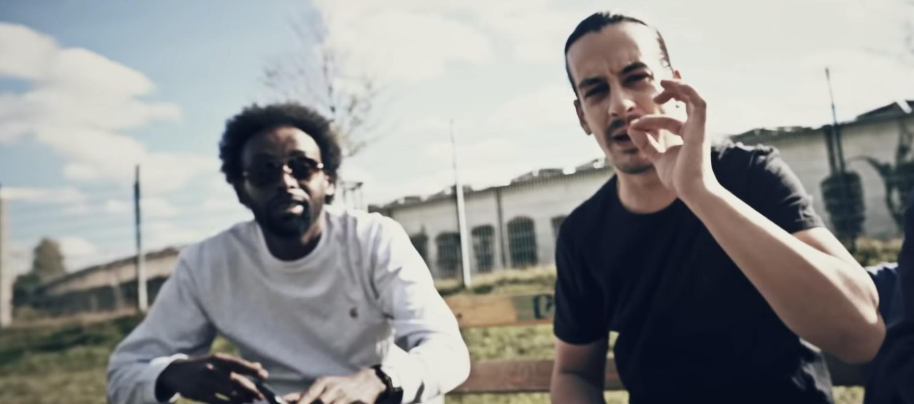 Afrob feat. Haze - Stein auf Stein (Video) |16BARS
