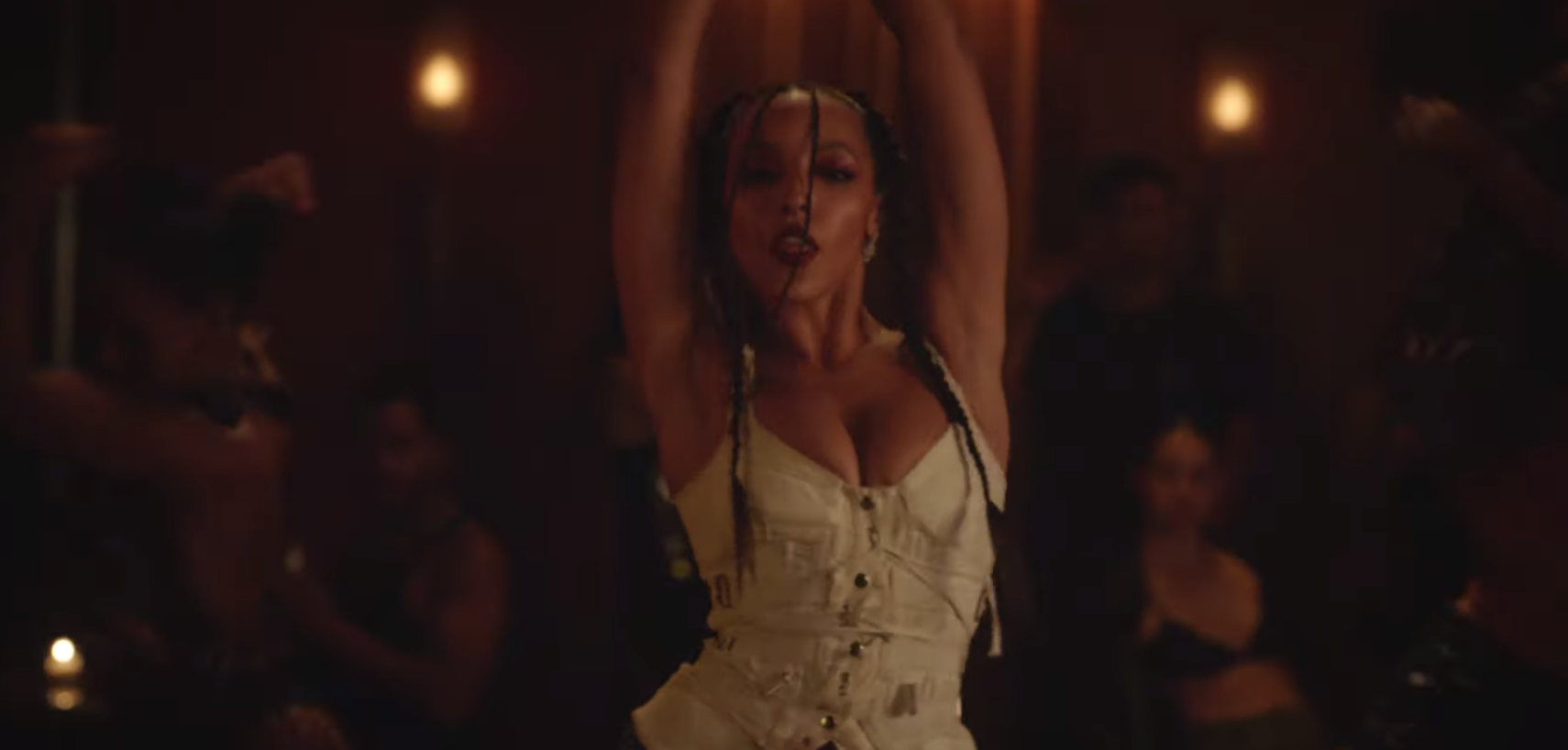 Tinashe feat. Ms Banks - Die A Little Bit (Video) | 16BARS