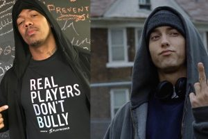 Eminem Beef