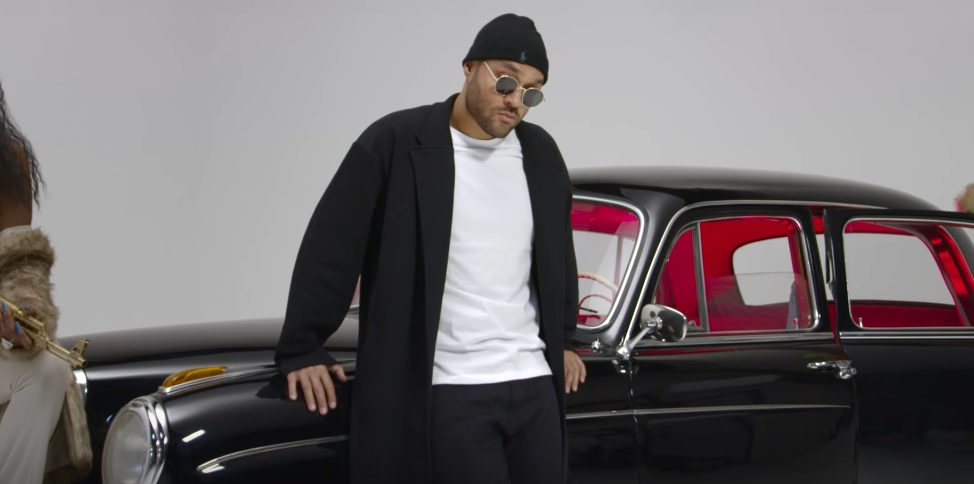 """Golem"" von Tarek K.I.Z steht zum Stream bereit   16BARS"