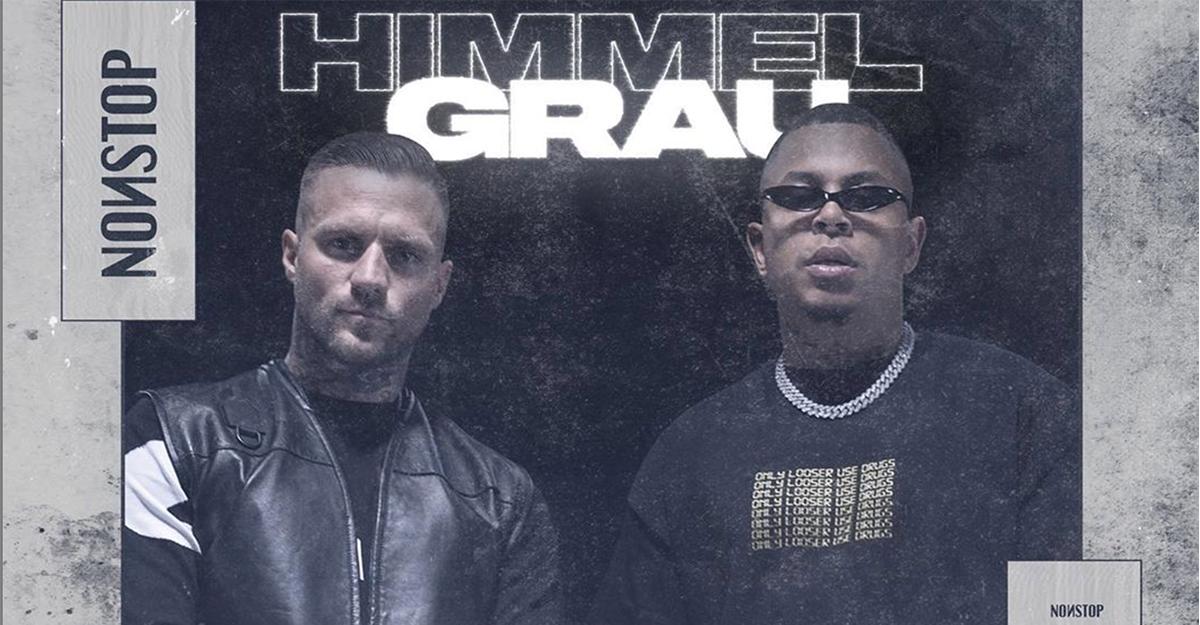 Kontra K feat. Luciano - Himmel Grau | 16BARS