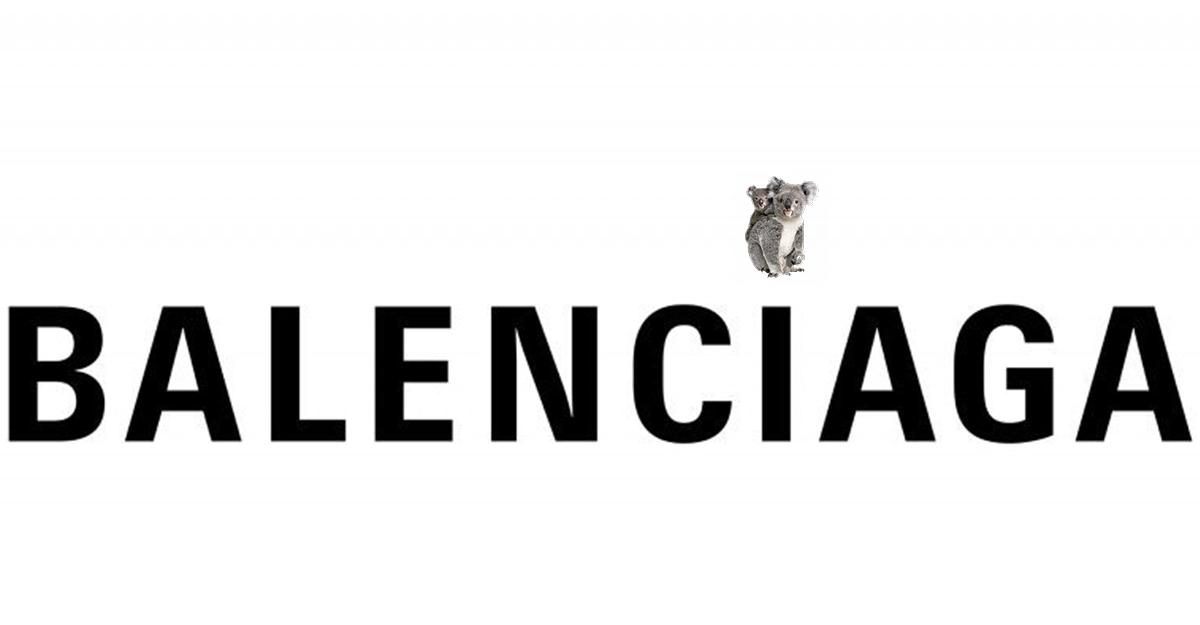 Koala-Kollektion: Balenciaga spendet Erlös für Australien | 16BARS