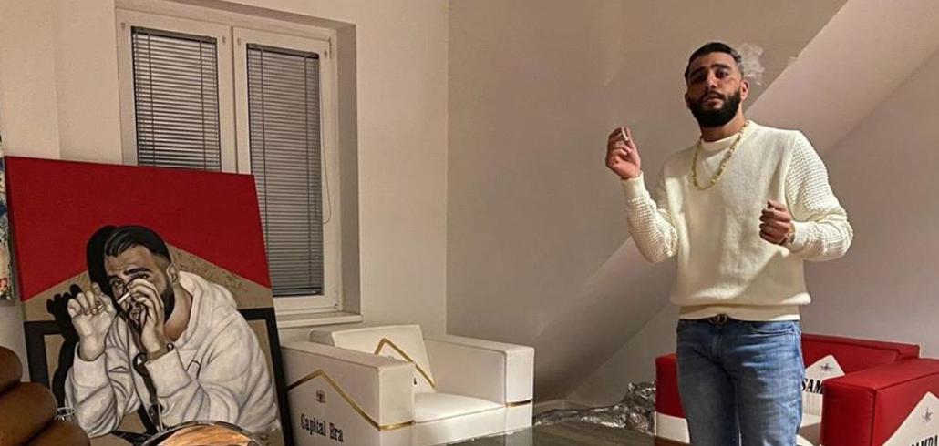 Samra gibt Vorgeschmack auf sein kommendes Album | 16BARS