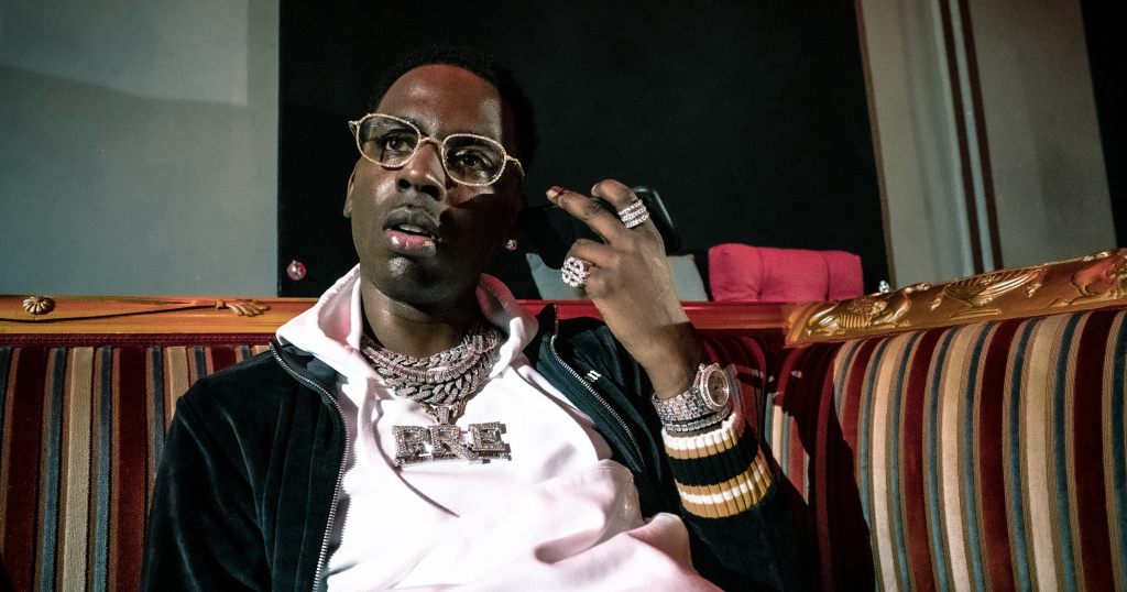 """""""I'm done with music"""": Young Dolph gibt Karriereende bekannt   16BARS"""
