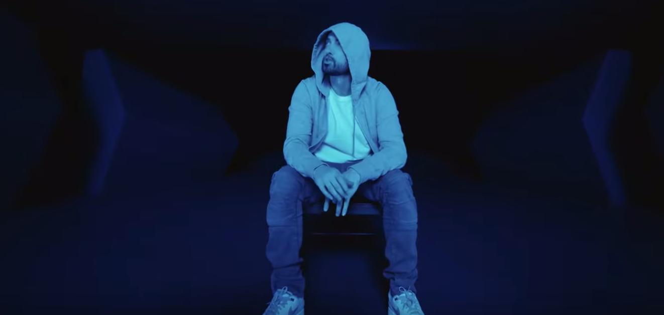 Eminem - Darkness (Video) | 16BARS