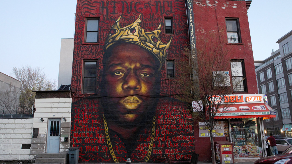 The Notorious B.I.G. wird in die Rock and Roll Hall of Fame aufgenommen