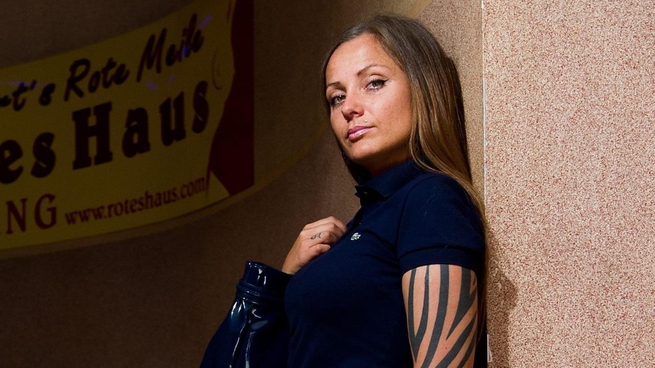 Schwesta Ewa mit emotionalem Statement vor ihrer Inhaftierung