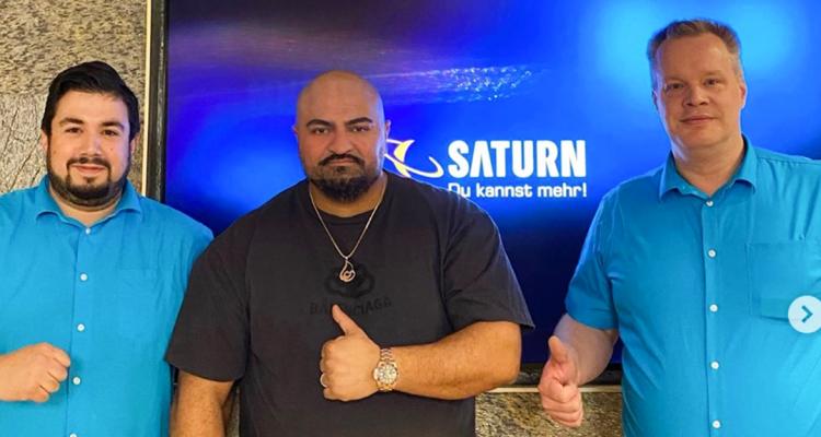 Xatar Saturn