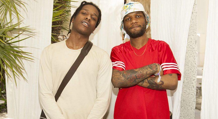 A$AP Snacks ist tot: A$AP Rocky trauert um seinen DJ   16BARS