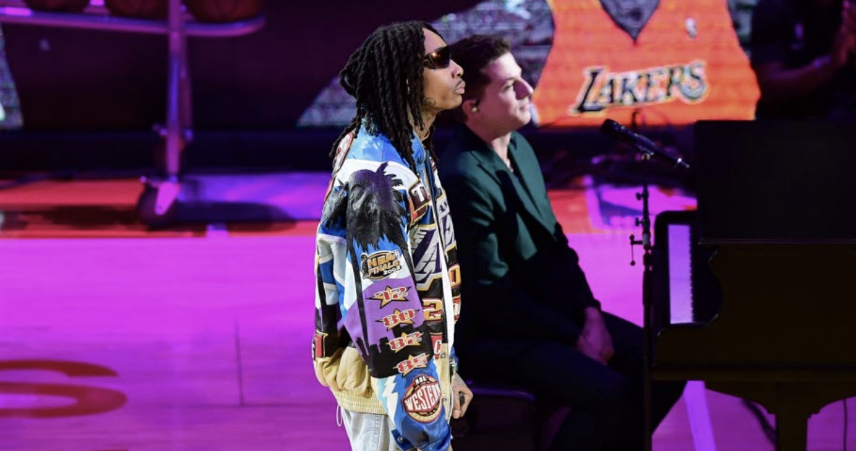 Wiz Khalifa & Charlie Puth - See You Again (Honor To Kobe Bryant)