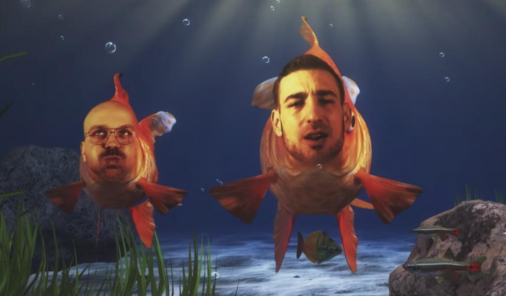 Plusmacher feat. Botanikker - Wo sind meine Fische? | 16BARS