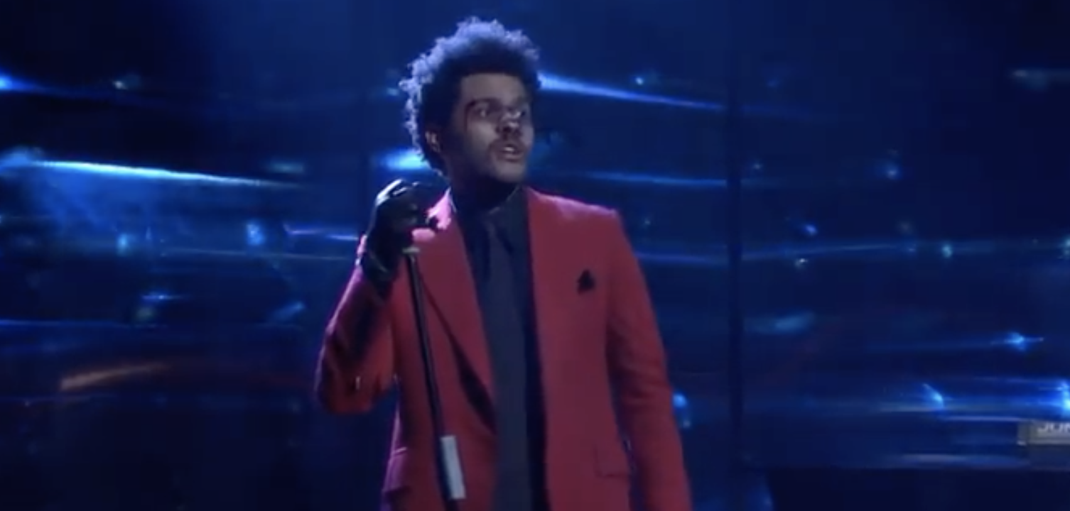 The Weeknd - Scared To Live (live) |16BARS