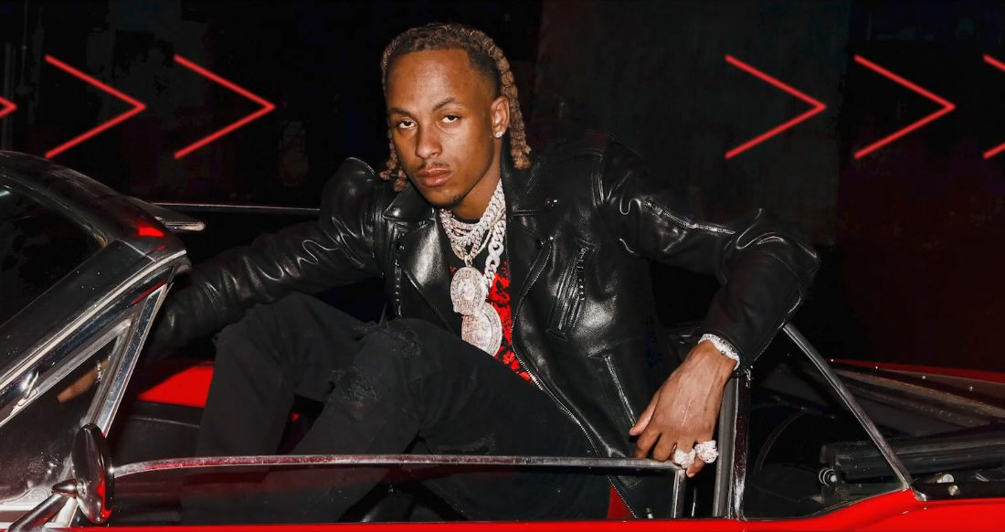 Rich The Kid - Red   16BARS