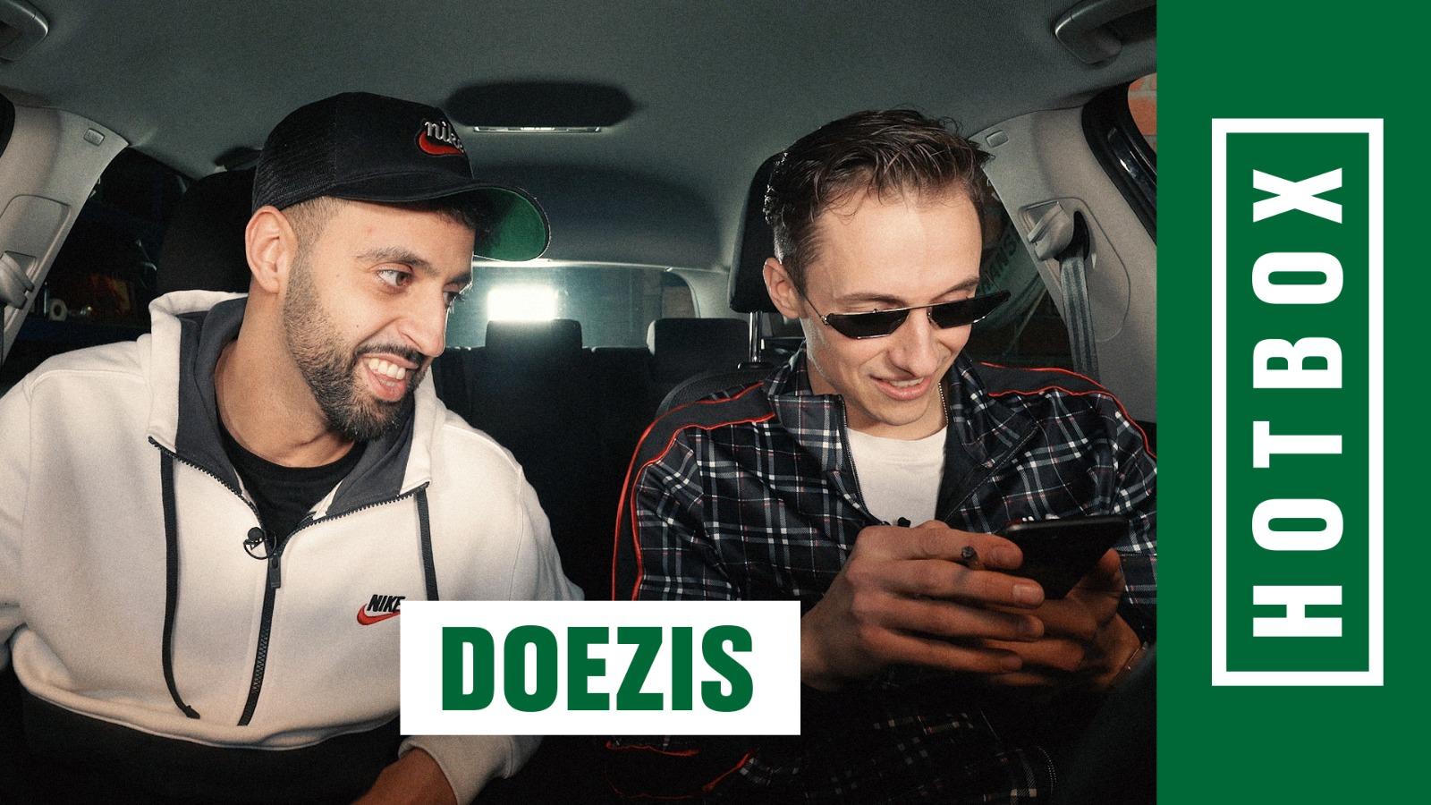 Hotbox mit Doezis und Marvin Game | 16BARS
