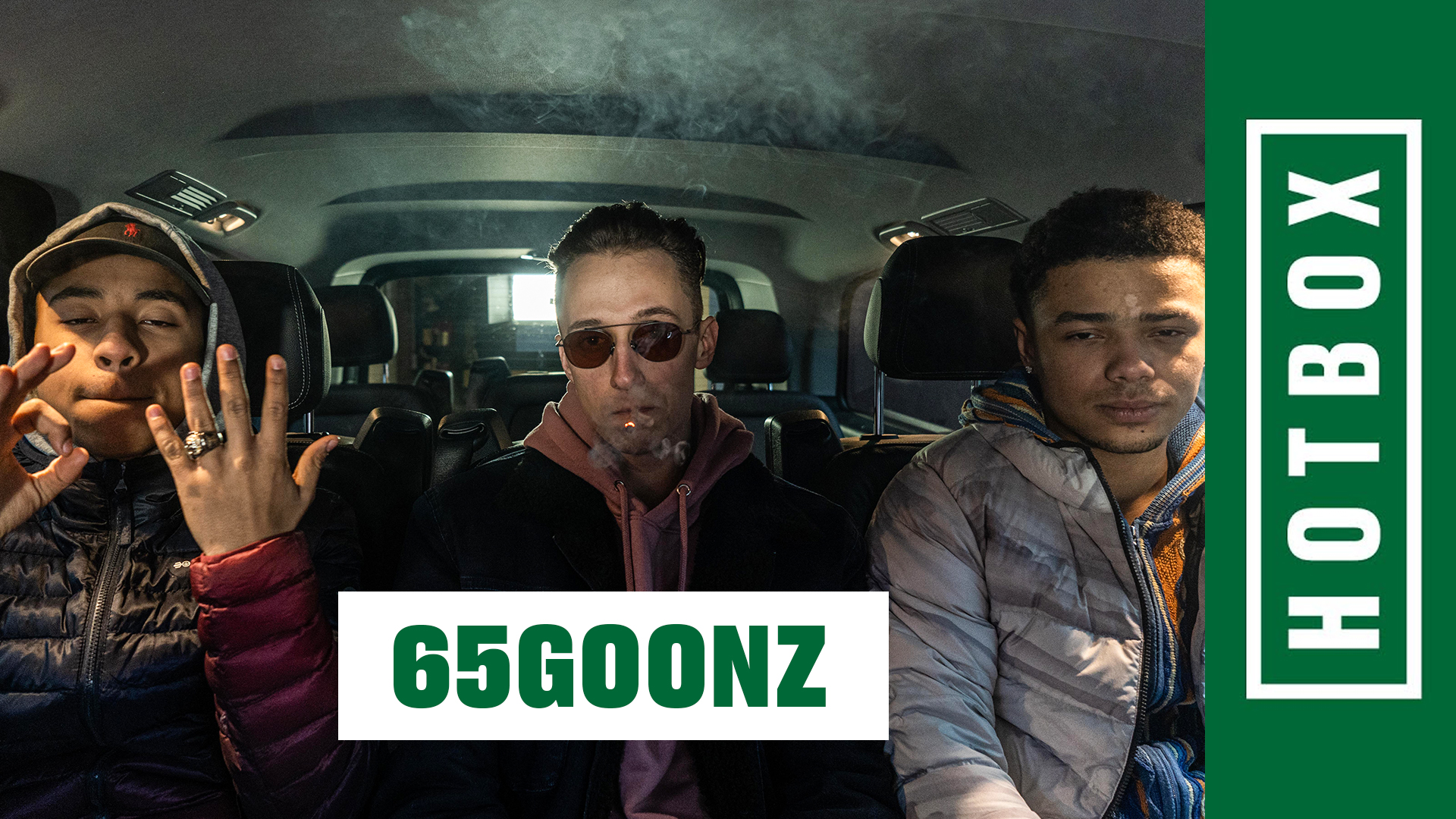Hotbox mit 65Goonz und Marvin Game |16BARS