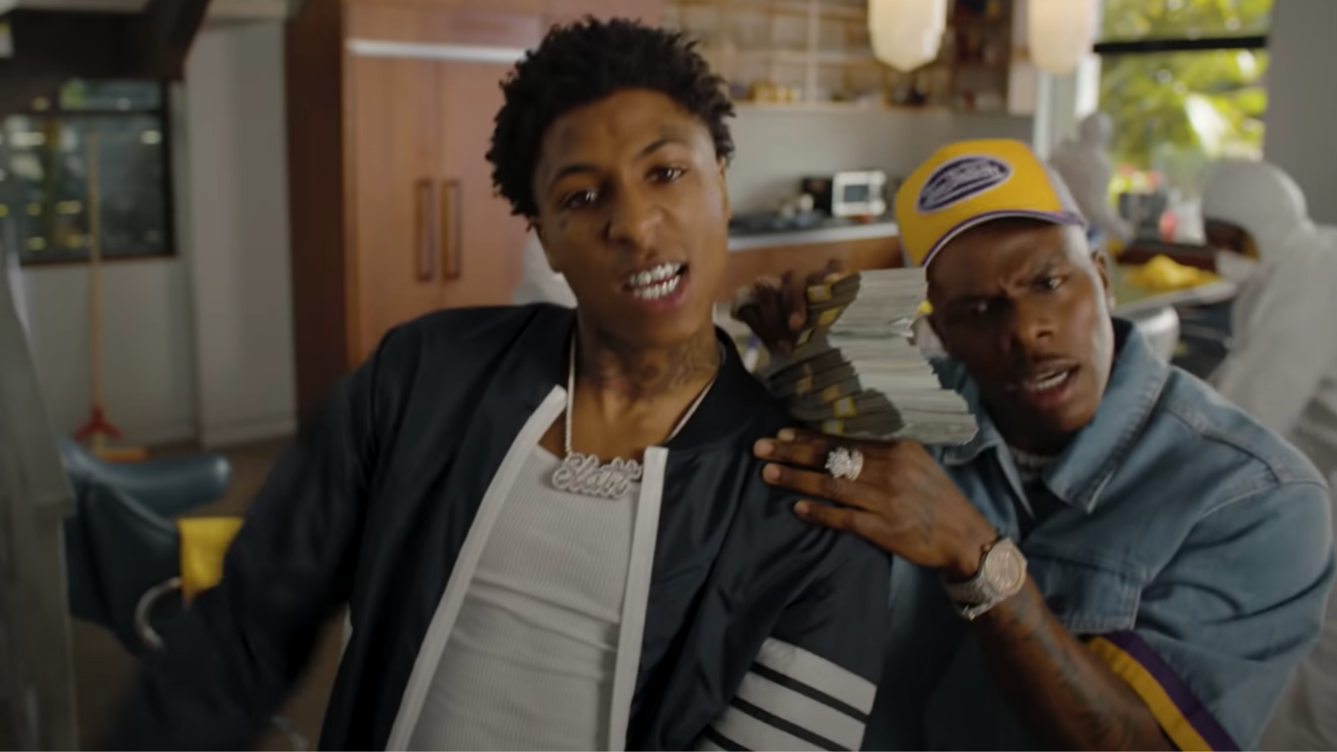 DaBaby feat. NBA YoungBoy - Jump | 16BARS