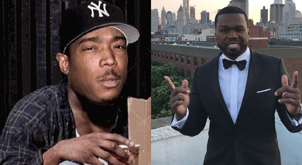 Ja Rule möchte 50 Cent battlen, der lacht ihn aus |16BARS
