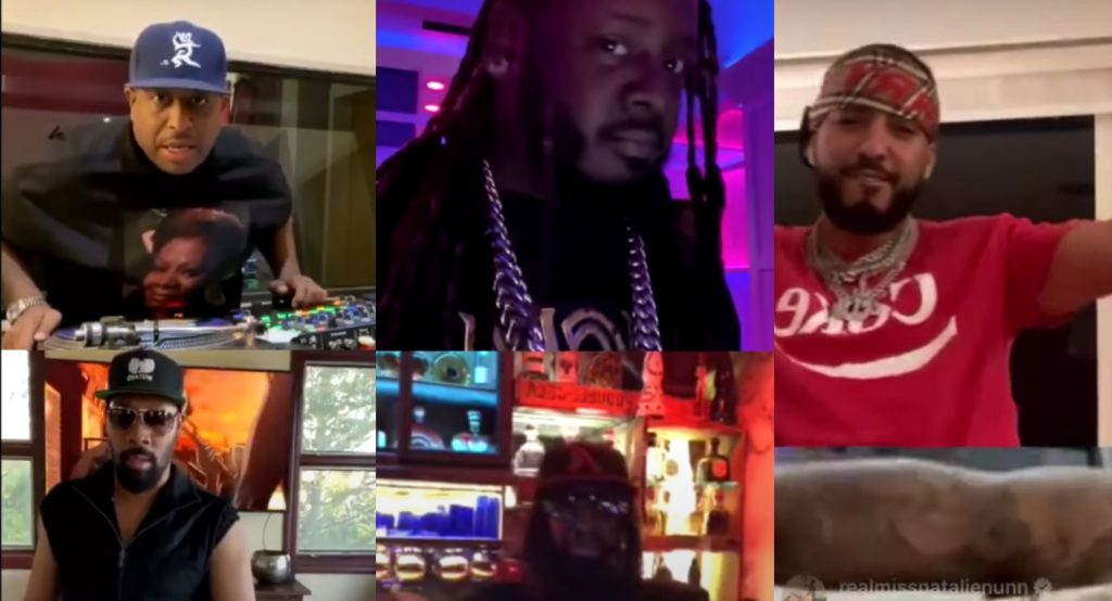Die Kultur lebt - Produzenten, Rapper & DJs battlen via Instagram