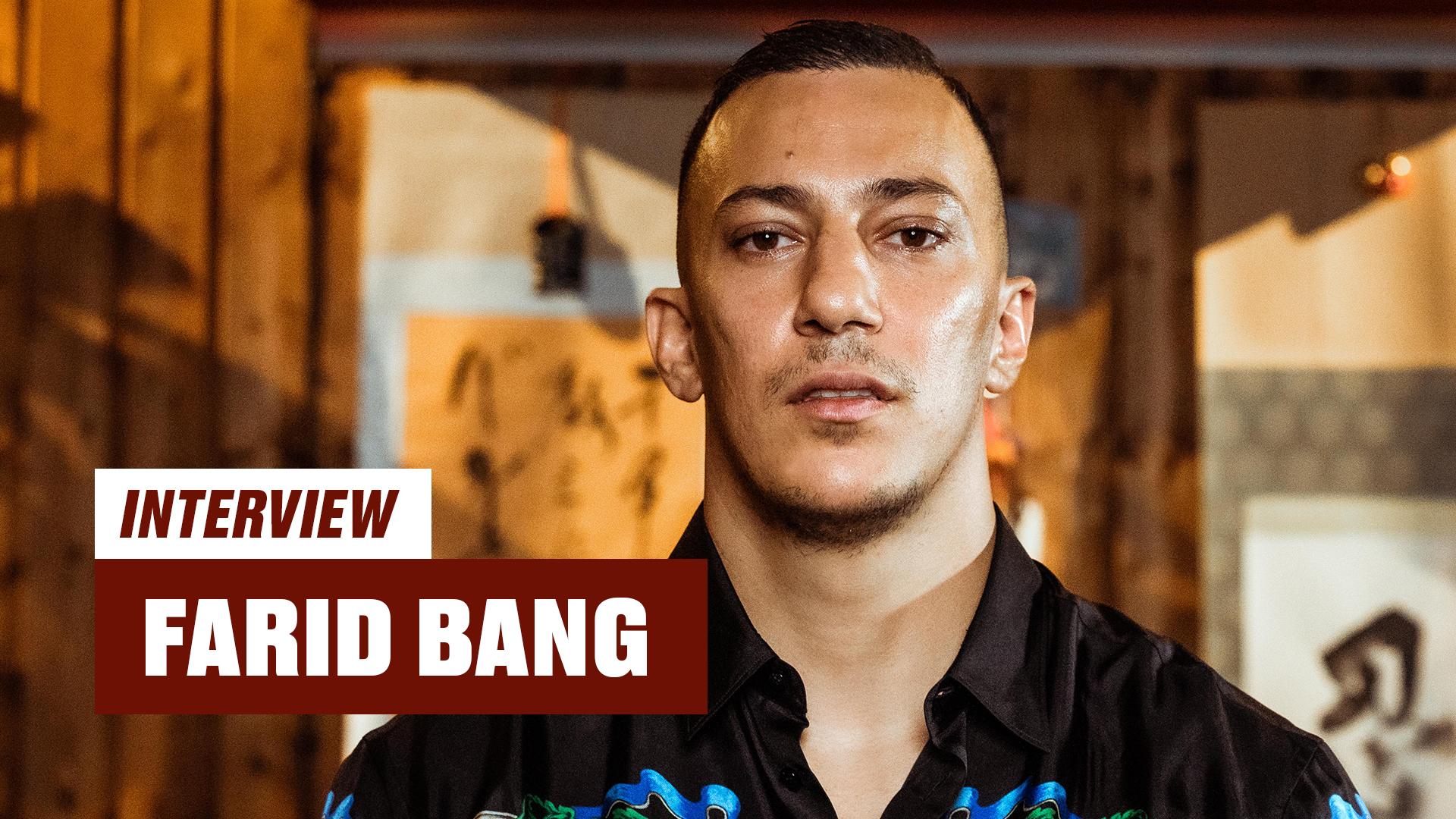 Farid Bang Interview: Beef, erste Lyrics & Frauenwitze | 16BARS