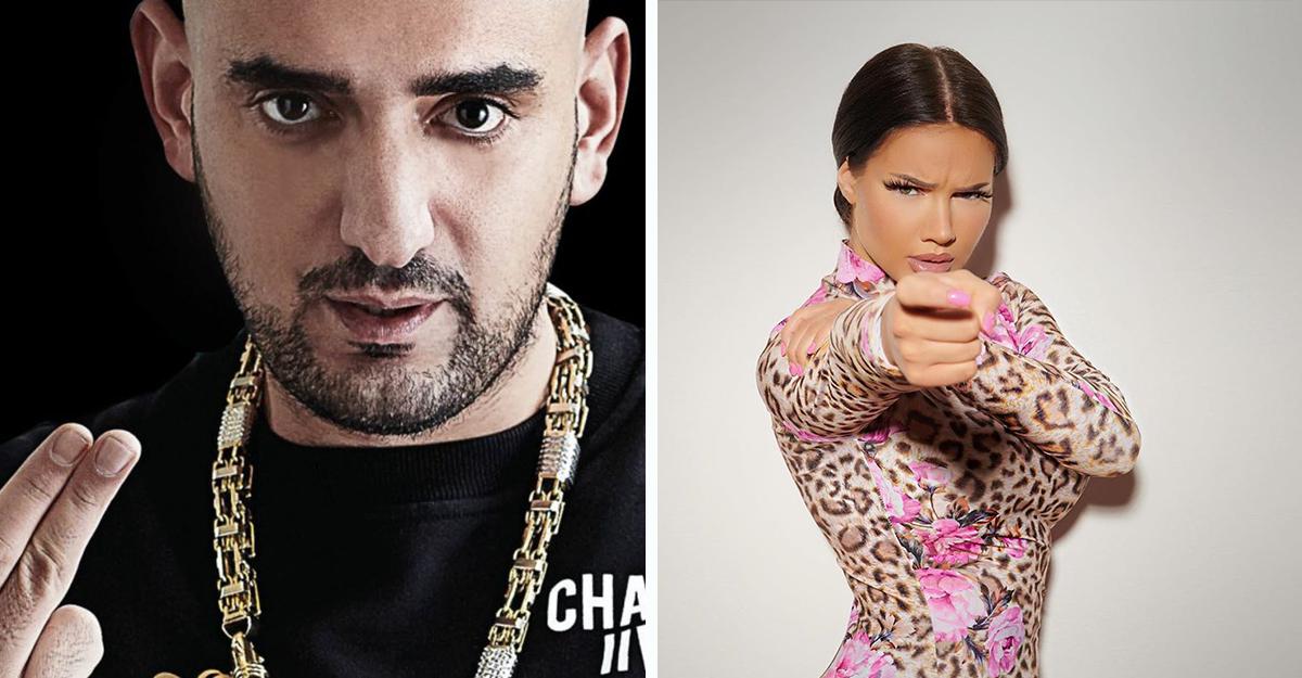 Haftbefehl und Shirin David kündigen gemeinsamen Song an   16BARS
