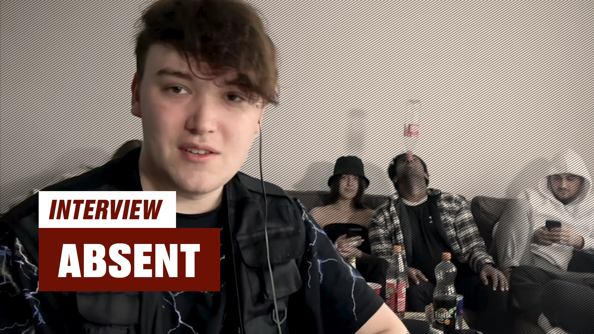 "absent Interview: ""CYCLE"", Saint Purple, Alkohol und Edo Saiya | 16BARS"