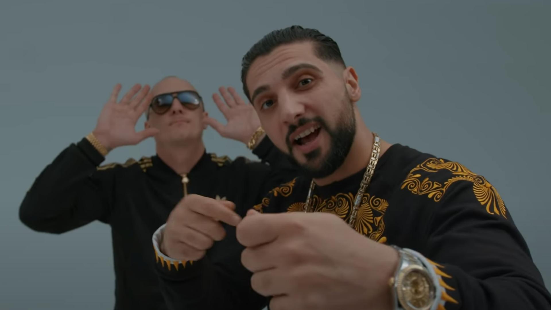 AJÉ feat. Olexesh - Euro | 16BARS