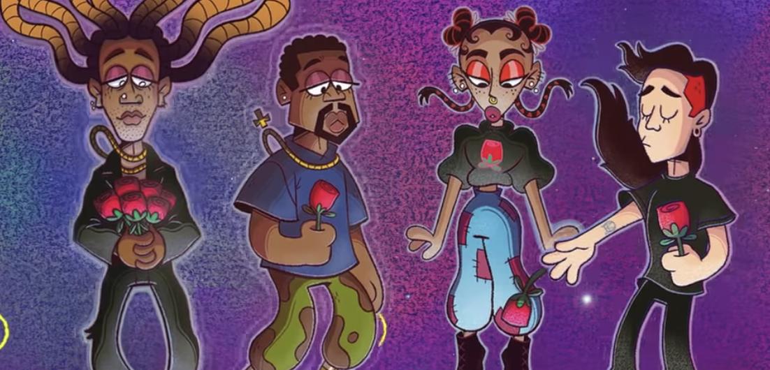 Ty Dolla Sign feat. Kanye West, Skrillex & FKA twigs - Ego Death