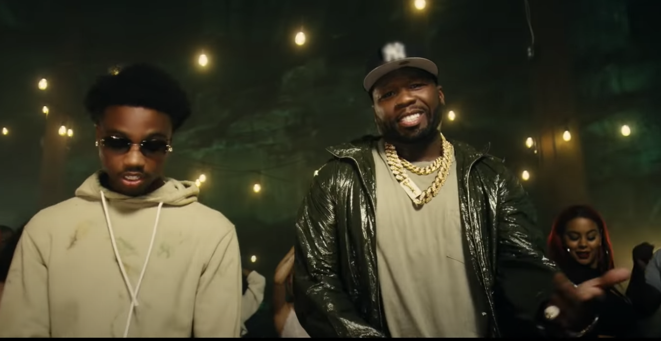 Pop Smoke feat. 50 Cent & Roddy Ricch - The Woo (Video)   16BARS