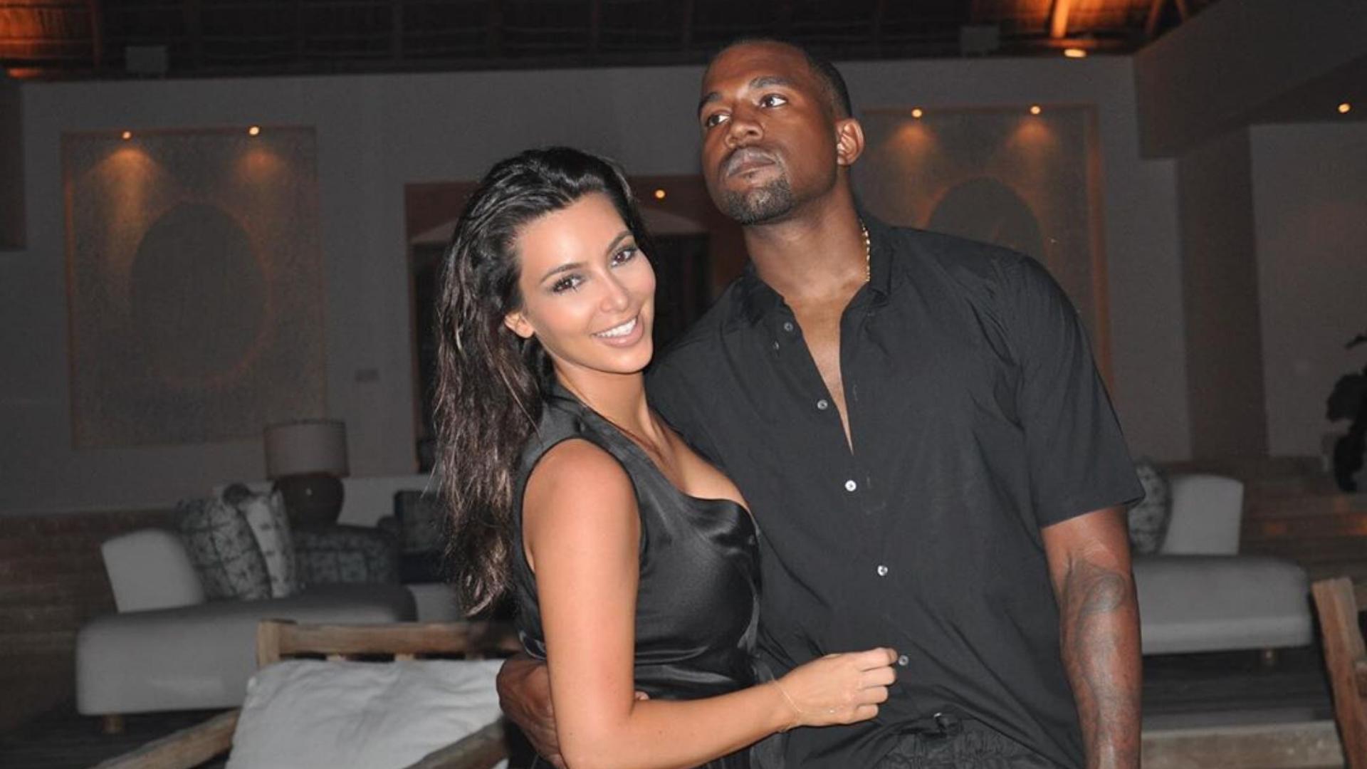 """Kanye West: """"Kim wollte mich einsperren wie bei 'Get Out'"""""""