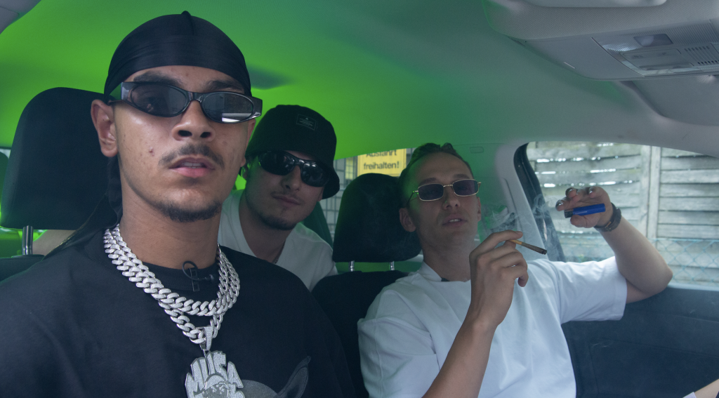 Hotbox mit MU$A386 & Marvin Game  16BARS