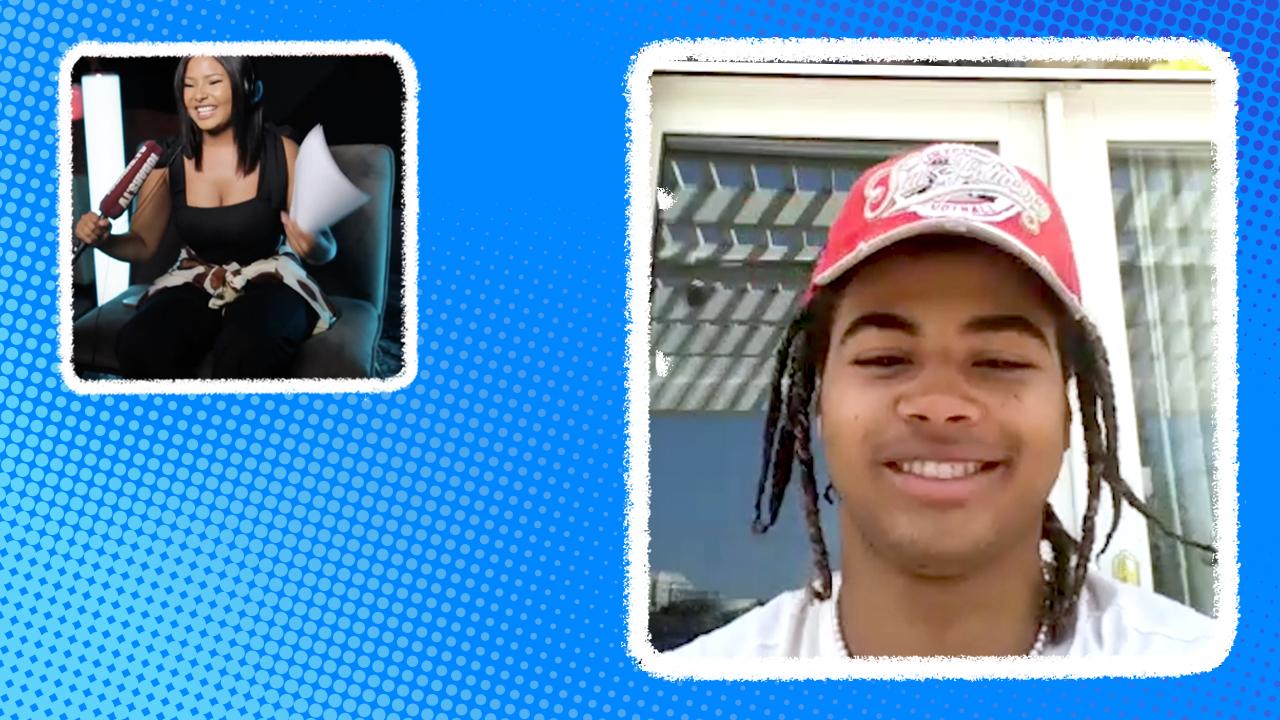 "24kGoldn Interview: XXL Freshman & Bausa ""Was du Liebe nennst"""