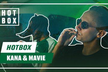 Kana & Mavie Hotbox