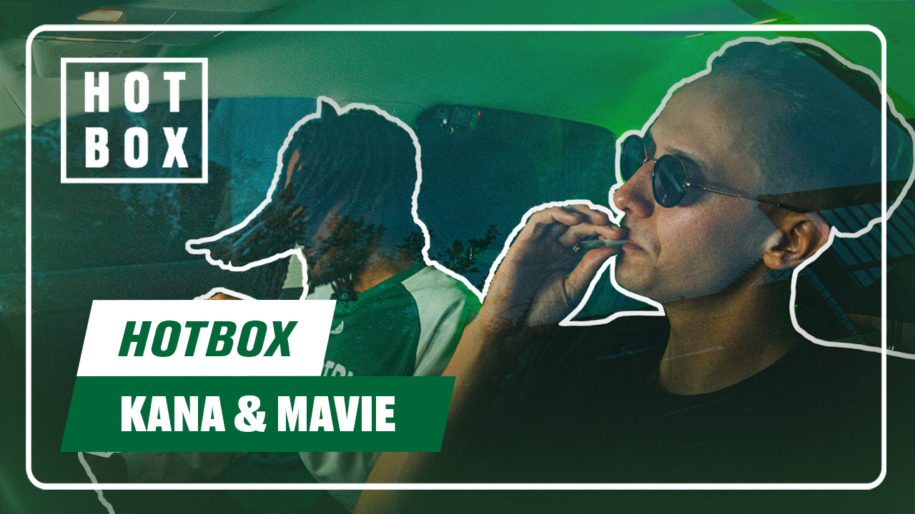 Kana, Mavie, Rozay und Marvin Game in der Hotbox | 16BARS