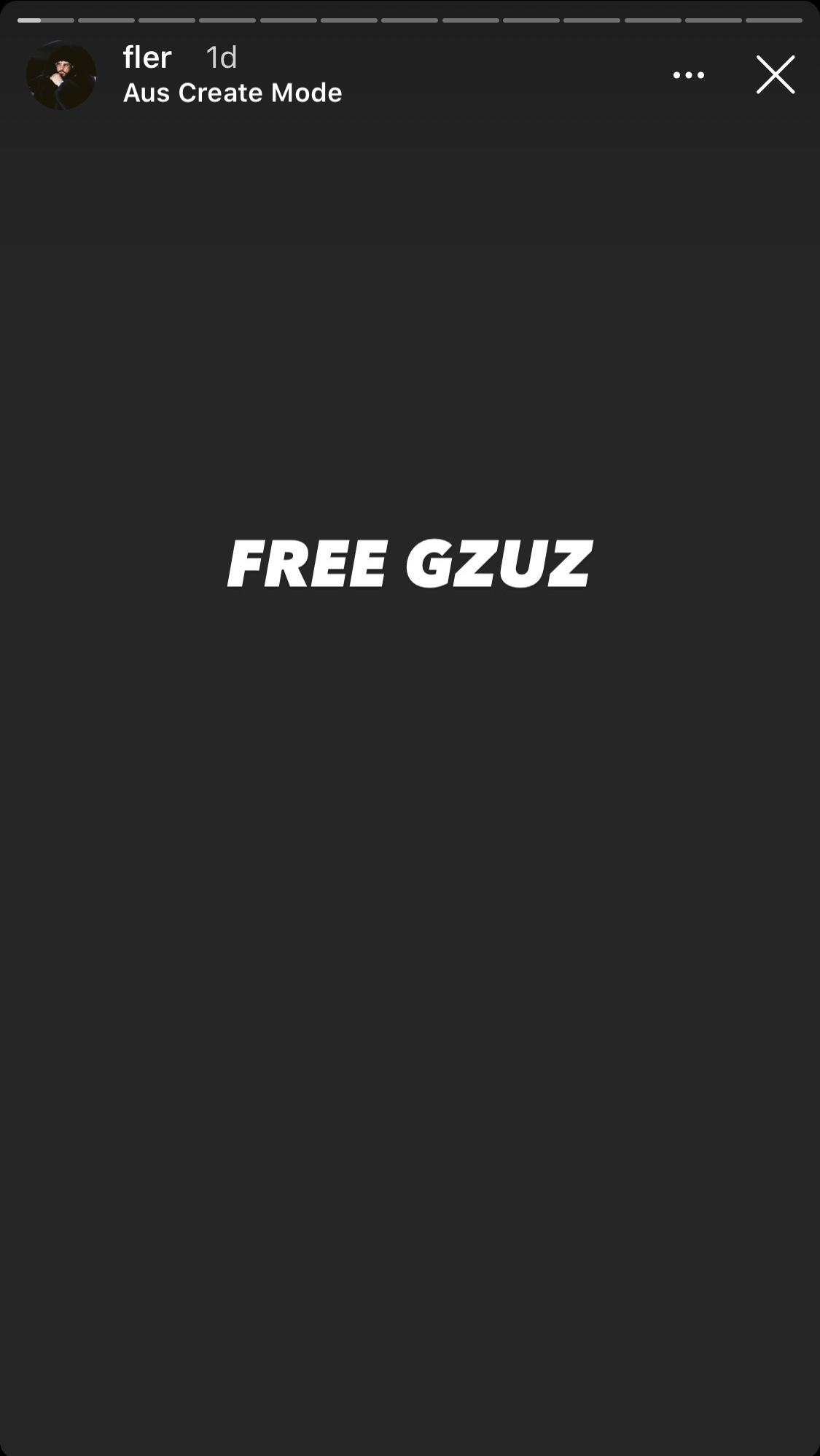 #FREEGZUZ