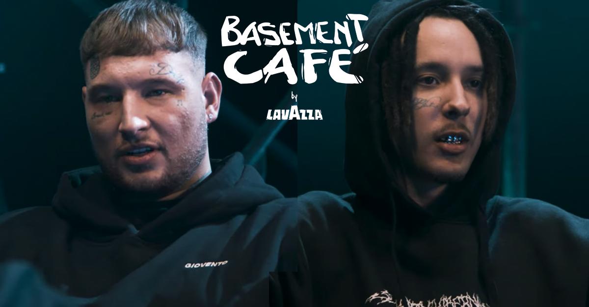 Lil Lano & Negatiiv OG: Großes Interview im Basement Café (TRAILER)