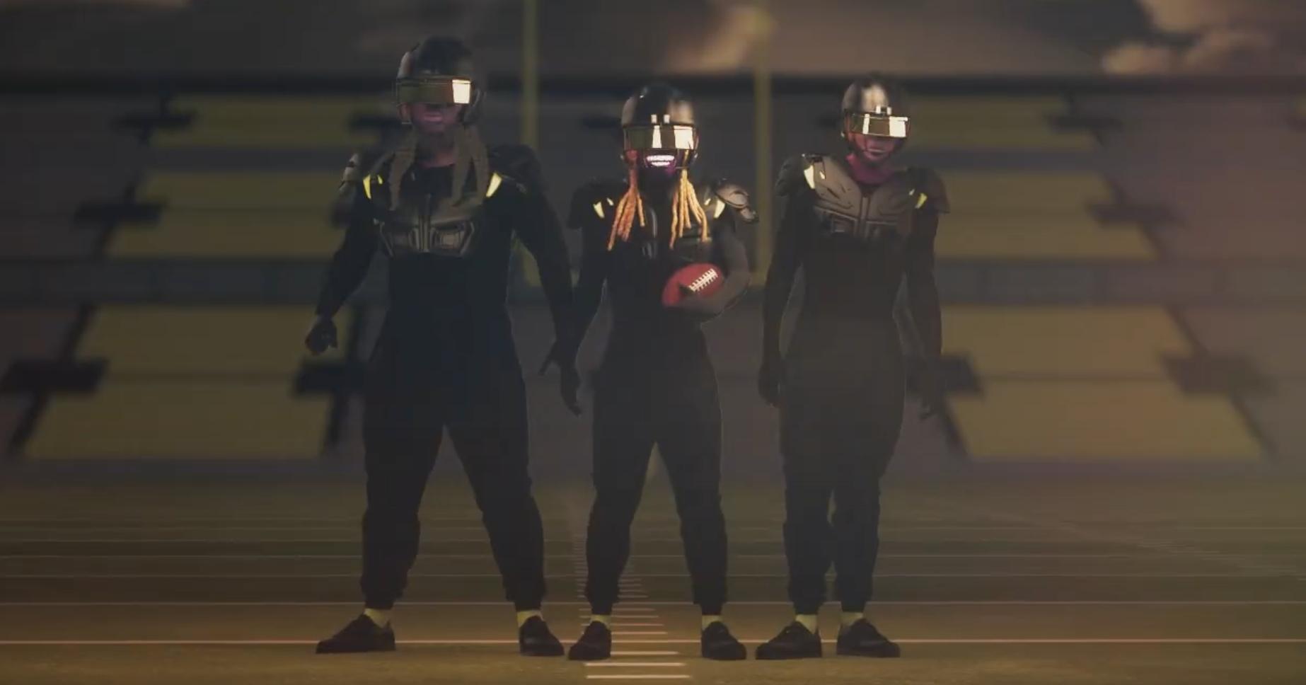 Lil Wayne feat. Gudda Gudda & HoodyBaby - NFL | 16BARS