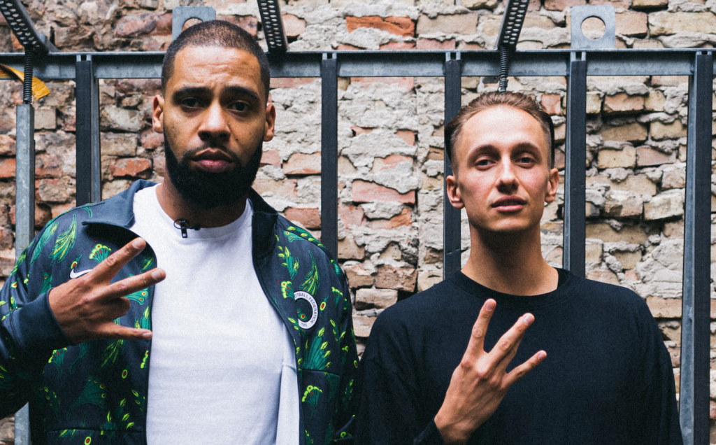 Hotbox mit Megaloh & Marvin Game   16BARS