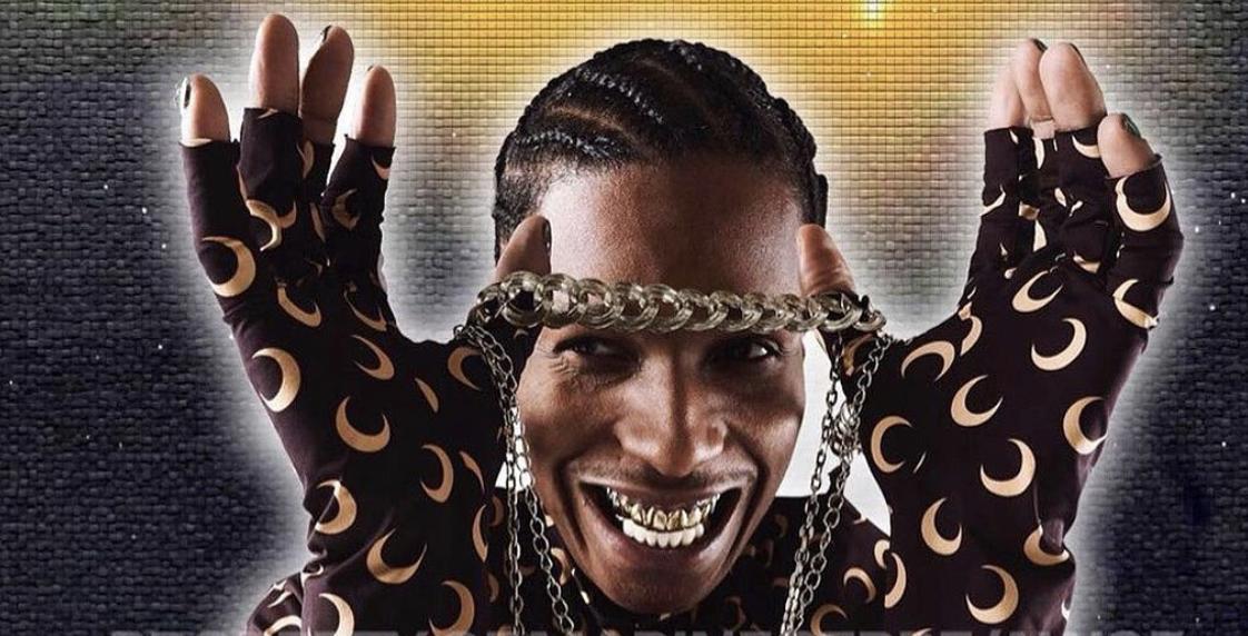 Kool Savas, Kollegah und Kay One auf der neuen A$AP Rocky Kollektion zu sehen - 16BARS.DE