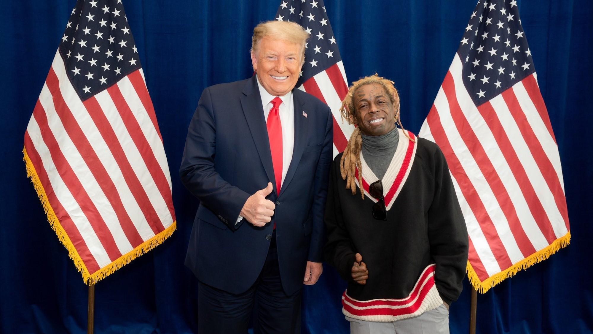 Letzte Amtshandlung: Begnadigt Donald Trump Rapper? | 16BARS