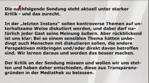 WDR Skandal