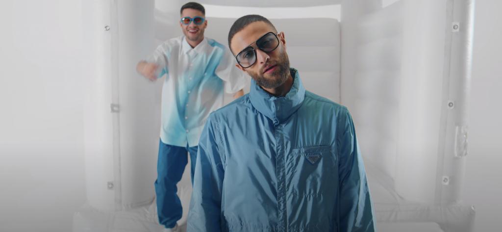 Miksu/Macloud feat. Nimo & Jamule - Frag mich nicht | 16BARS